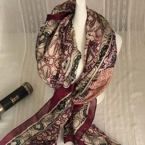 Accessories - Beautiful Classic Large Wrap